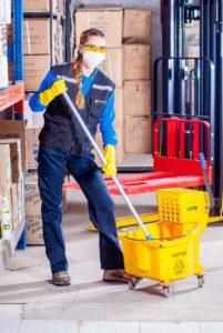 dotacja na firmę sprzątającą