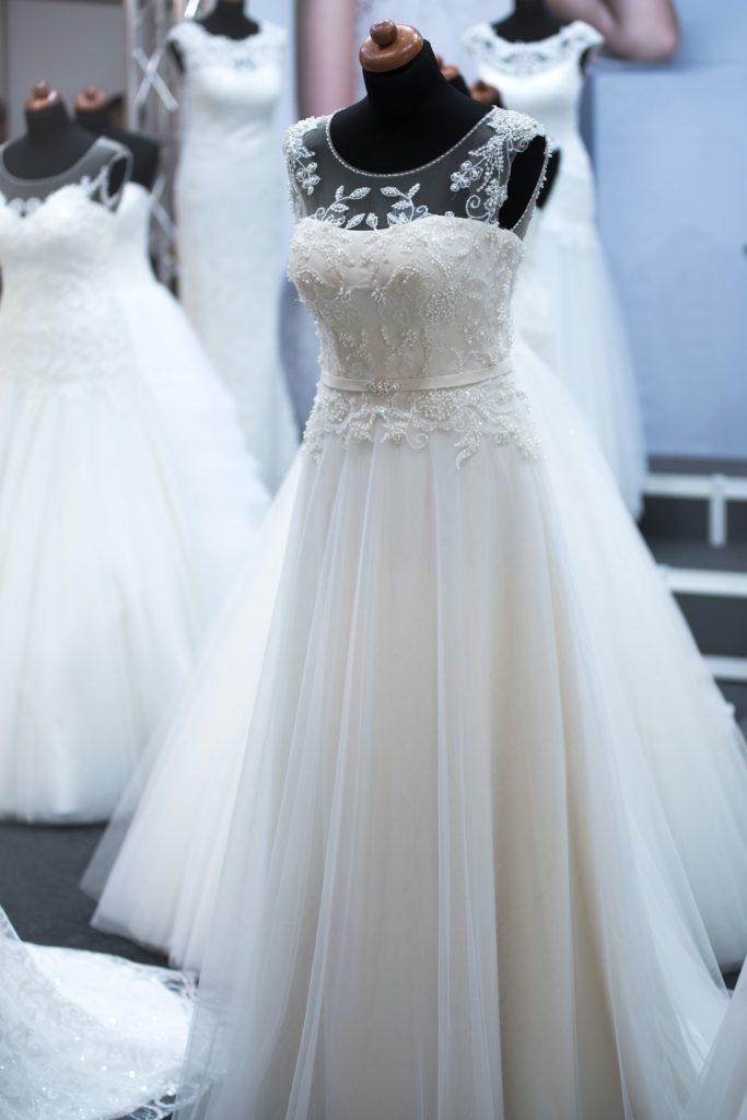 dofinansowanie na salon sukien ślubnych